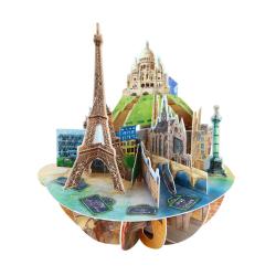 Felicitare 3D Pirouettes Santoro-Paris