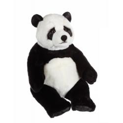 Urs panda - jucarie din plus 40 cm, ursulet din plus foarte pufos
