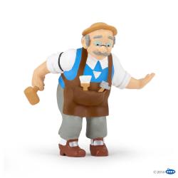 Figurina Papo-Geppetto Pinocchio