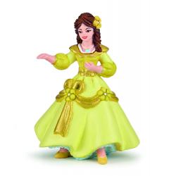 Figurina Papo-Bella -  magia basmelor incepe cu o jucarie de colectie