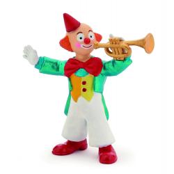 Figurina Papo-Clovn este o jucarie excelenta pentru copii, dar si o figurina nepretuita pentru colectionari
