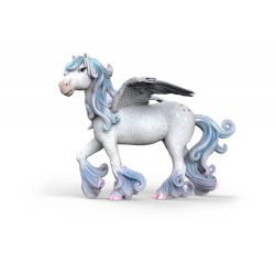 Figurina Papo-Pegasus bleu o jucarie perfecta pentru copii si o figurina extraordinara pentru colectionari