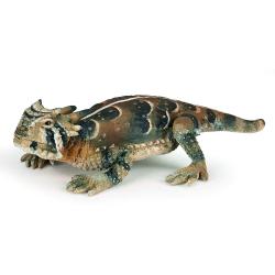 Figurina Papo-Soparla cu coarne- adu savana la tine acasa cu o figurina replica fidela la scala a animalului real.