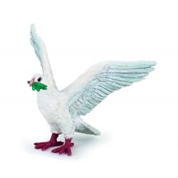 Figurina Papo-Porumbel - o jucarie pentru copii si colectionari.
