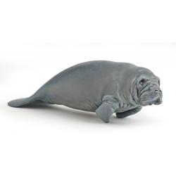 Figurina Papo-Lamantin - o jucarie pentru copii si adulti.