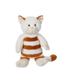 Pisica cu dungi - jucarie din plus 30 cm