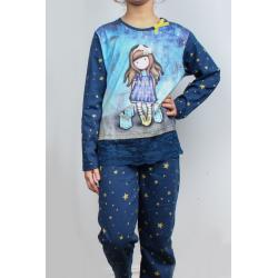 Pijama copii Gorjuss Just Because