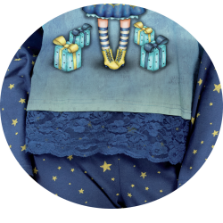 Pijama dama Gorjuss Just Because