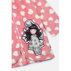 Halat copii Gorjuss Love Heart- detaliu imprimeu fetita gorjuss