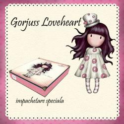 Halat dama Gorjuss Love Heart