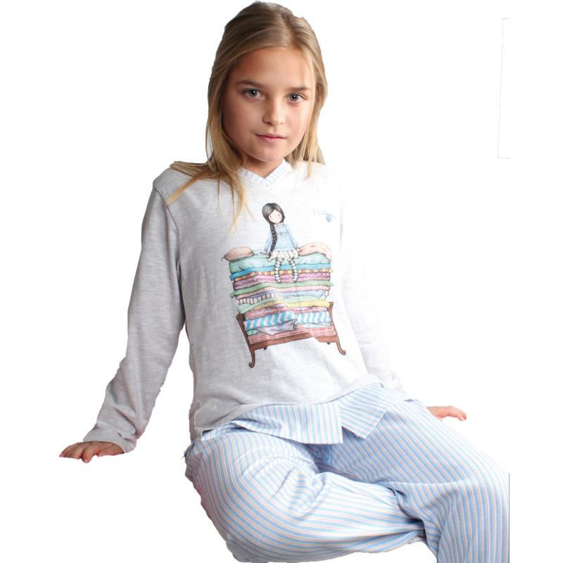 Pijama copii Gorjuss The Princess And The Pea