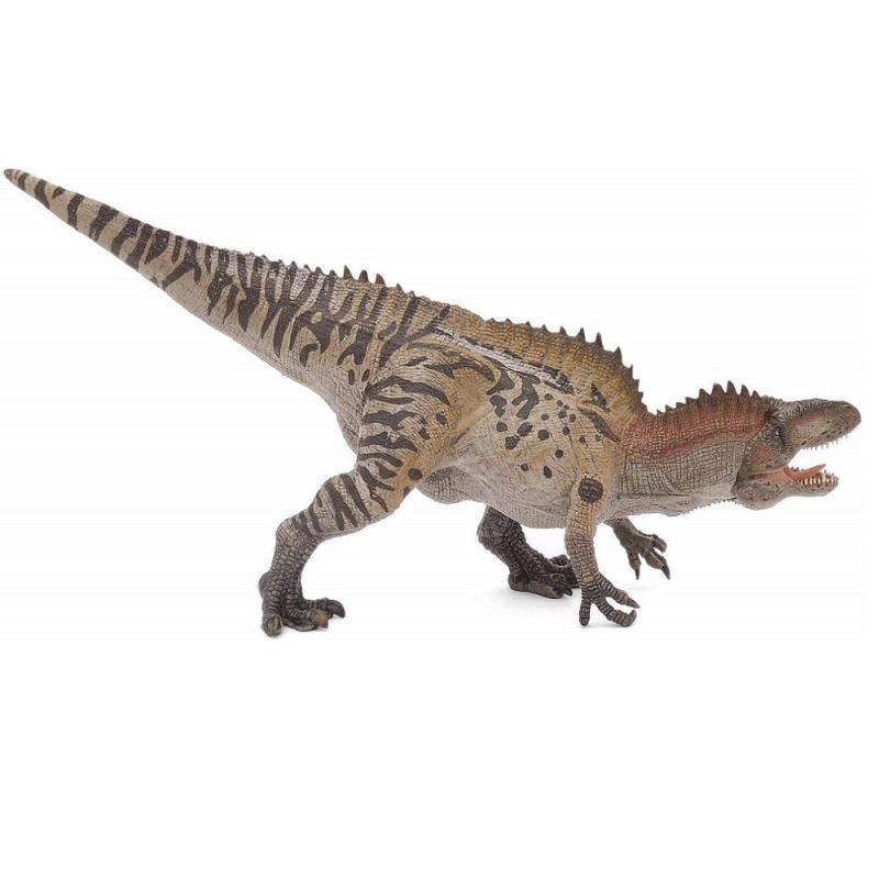 Dinozaur Acrochantosaurus - Figurina Papo - poza din unghi diferit