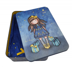 cutie metalica pentru Pijama copii Gorjuss Just Because