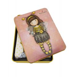 cutie premium Pijama copii Gorjuss Bee Loved, lungi