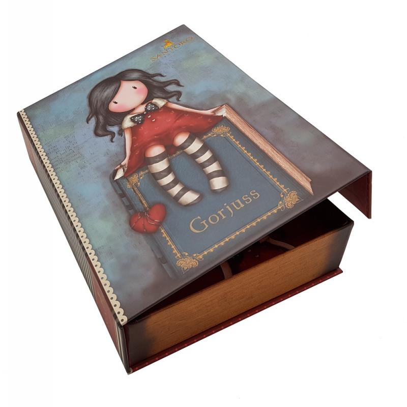 cutie premium Pijama copii Gorjuss My story in cutie tip cart
