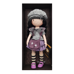 Papusa Gorjuss - Little Violet, papusa parfumata