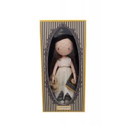 Papusa Gorjuss - I love you little rabbit ambalata in cutie premium