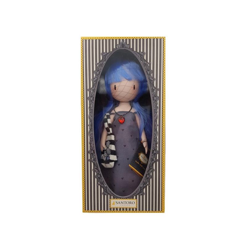 Papusa Gorjuss - Dear Alice ambalata in cutie premium