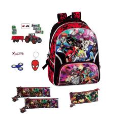 Set cadou scoala Bakugan