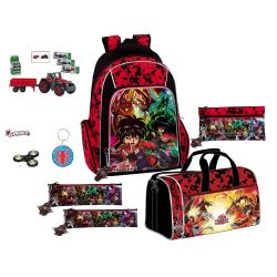 Set cadou elevi Bakugan