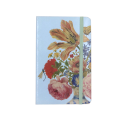 Carnet notite cu flori A6