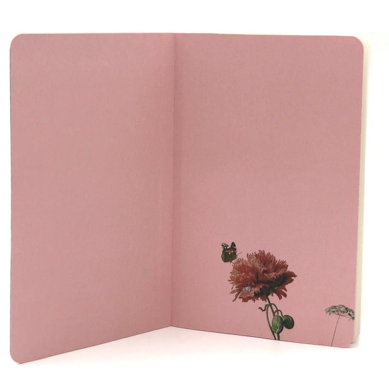 Carnet notite flori A6