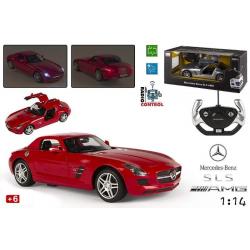 Masina cu radiocomanda Mercedes SLS AMG- jucarie baieti. 362.57 lei