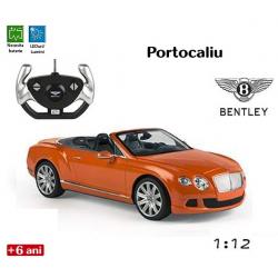 masina cu radiocomanda Bentley Continental GT cadoul potrivit pentru baieti energici si activi