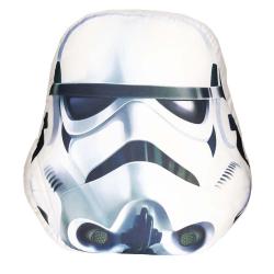 Perna copii velur Star Wars alb