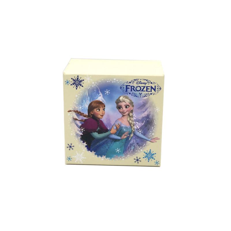 Ambalaj Set ceas alb si colier Frozen Disney