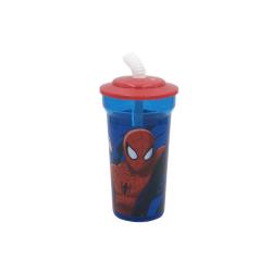 Pahar copii 450 ml Spiderman