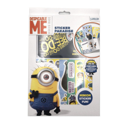 Set Stickere PARADISE MINIONS