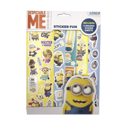 Set Stickere Minions
