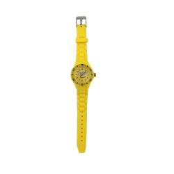 Ceas de mana copii galben Minions