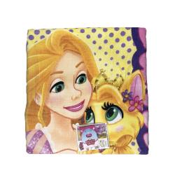 Prosop copii colorat Rapunzel