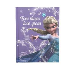 Fata - Jurnal special cu lumini Frozen