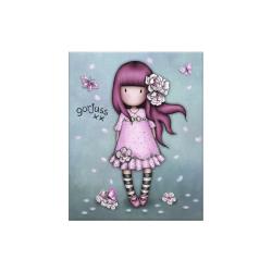 Bloc notes Gorjuss Cherry Blossom