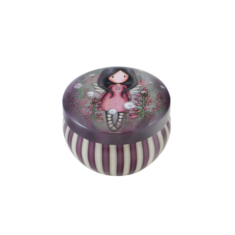 Exterior Cutie metalica decorativa Gorjuss-Little Wings