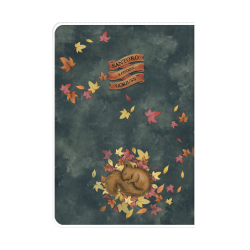 Spate Caiet A5 cu coperta Gorjuss-Autumn Leaves, importator