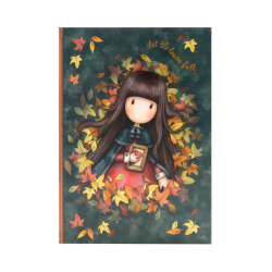 Clip pad cu rechizite Gorjuss-Autumn Leaves