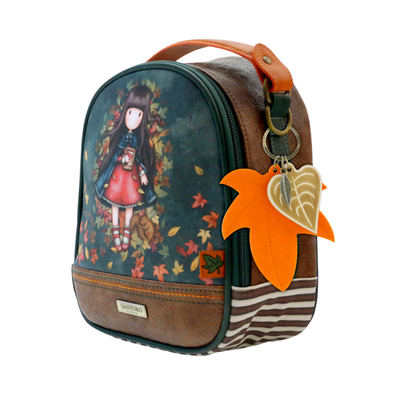 Rucsac fashion Gorjuss-Autumn Leaves - importator