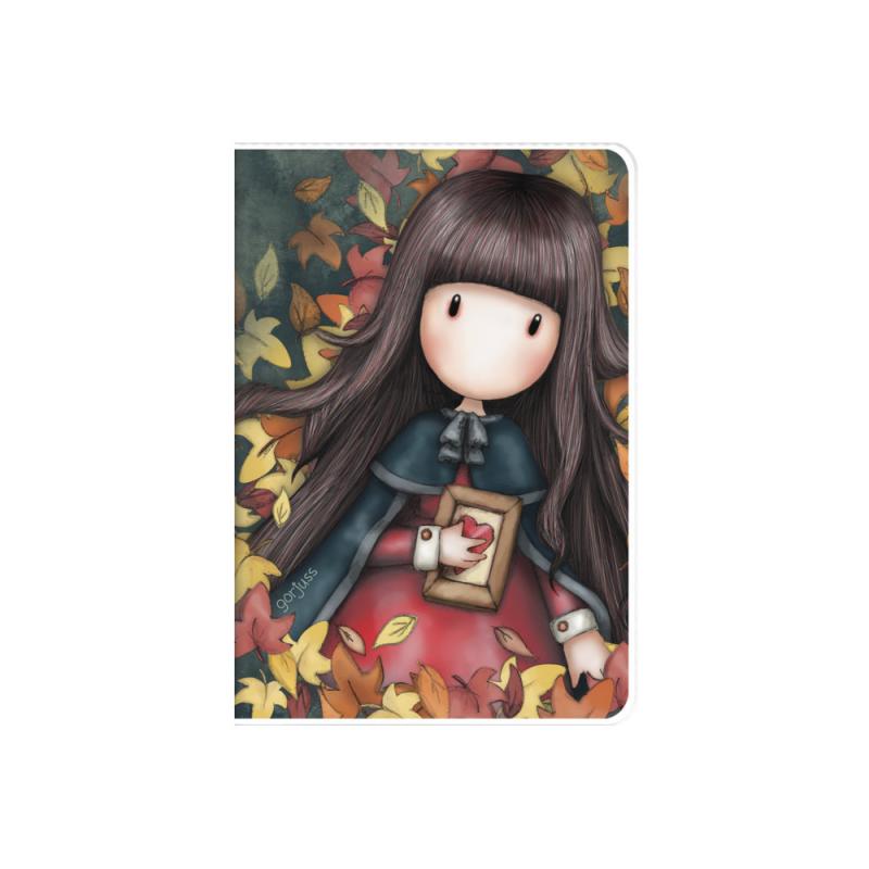 Caiet A6 Gorjuss-Autumn Leaves