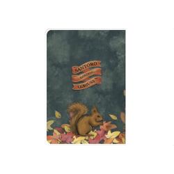 Spate Caiet A6 Gorjuss-Autumn Leaves