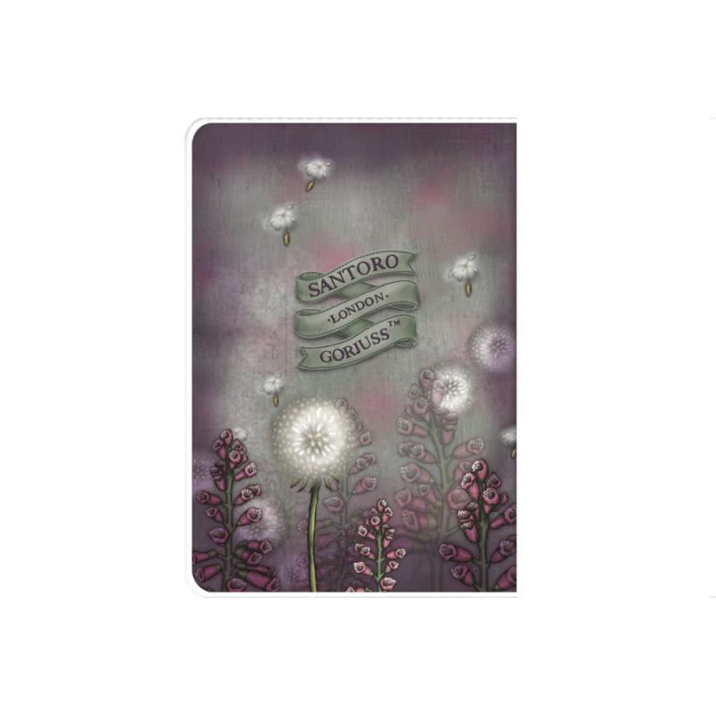 Spate Caiet A6 Gorjuss-Little Wings