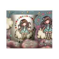 Cana mica Gorjuss-April Showers- gata de cadou