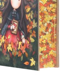 Aproape Bloc notes Gorjuss-Autumn Leaves