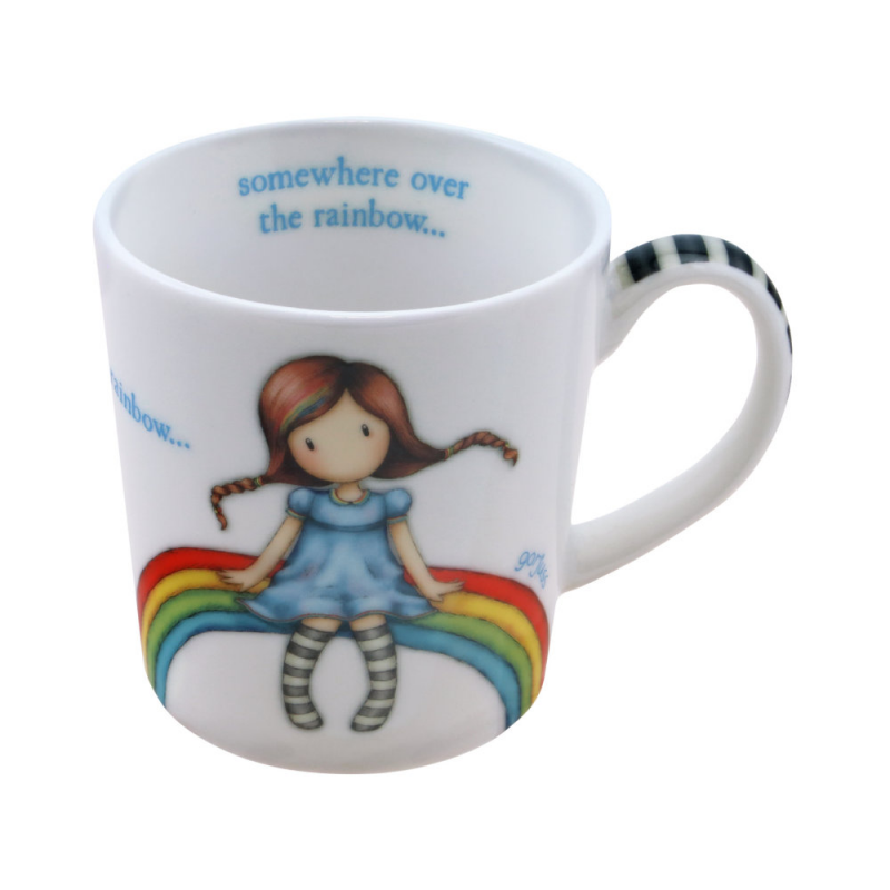 Cana mica Gorjuss-Rainbow Heaven importator jadflamande