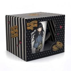 Cana Gorjuss White RABBIT in cutie cadou