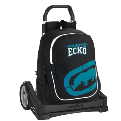 Troler evolution cu rucsac laptop  Ecko importator