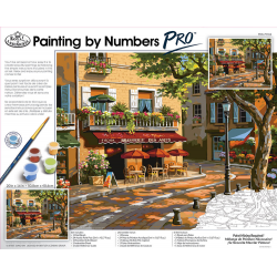 Pictura pe numere master Braseria artistilor  importator